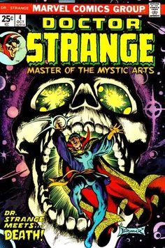 Dr. Strange Volume 2 No. 4 by Frank Brunner