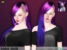 Zauma's Yume - Dara hair