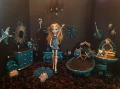 Barbie Mermaid Bedroom