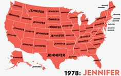 most popular baby names by state and year