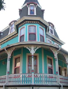 gorgeous color!  | The Houses of Old Cape May