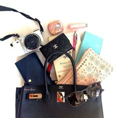 WHAT'S IN MY BAG? #whatsinmybag
