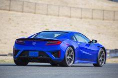 awesome 2017 Acura NSX (160)