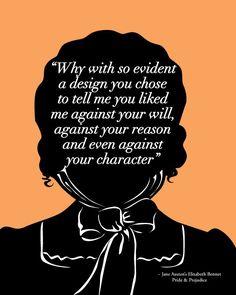 Jane Austen: Elizabeth Bennet