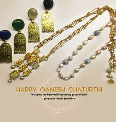 This festive season celebrate with grandeur in traditional fashion too. Happy Ganesh Chaturthi!