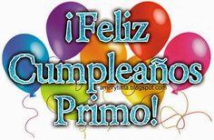 Frases Bonitas Para Facebook: Imagenes De Cumpleaños Para Primos