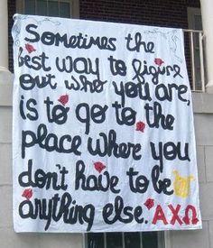 Ahhhh. AXO!
