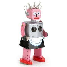 Robot Roxy Protocol - Rian de Rian