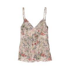 MARILENA B. € 85,50   TOP crepe de chine - lined - floral design - zip www.marilenab.it