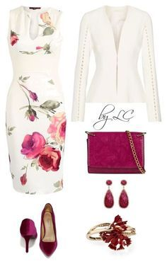 Sunday Brunch Outfit Spring Floral Skirts 50 New Ideas Summer Dress Outfits, Spring Outfits, Classy Dress, Classy Outfits, Sunday Brunch Outfit, Look Fashion, Womens Fashion, Fashion Fashion, Fashion Outfits