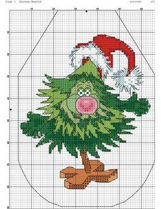 Sapin de Noël vert - green Christmas tree