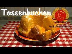 Tassenkuchen (von: C. Friedrich) - Essen in der DDR: Koch- und Backrezepte für ostdeutsche Gerichte | Erichs kulinarisches Erbe