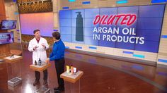 How to Buy Argan Oil: Dr. Oz explains why you should only pay for products with 100% pure argan oil when looking for this beauty product. (PS: I've been saying that for year)   If you want 100% Pure Argan oil: http://kenza-international-beauty.com/products #arganoil #products #shopping