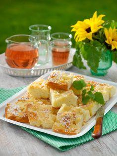 Långpannebullar med vaniljkräm Fika, Fodmap, Nutella, Cantaloupe, Gluten Free, Bread, Baking, Fruit, Breakfast