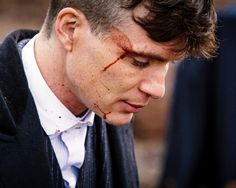 """That show completely takes over your life. It's very hard to walk away from. And you're left with the f***ing haircut as well!"" (He later apologises for swearing.) ~ Cillian Murphy (X)"