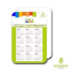 Dica Sower Express: Calendário de bolso, ótima opção para distribuir para os clientes, aproveite as ofertas e excelentes condições de pagamento.  www.sowerexpress.com.br
