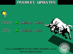 24 April Closing update- #Sensex #Nifty ended positive note. Sensex up 290 points and Nifty up 98.55 points. #EliteInvestmentAdvisory