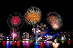 2018 New Year's Eve Fireworks Cruise and Dinner - Hong Kong
