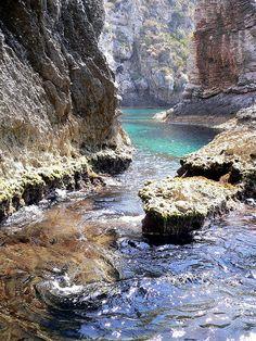 Uskoisitko, että tällainen paikka löytyy Italiasta?
