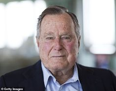 Former President George H.W. Bush died on Friday at home in Houston, Texas. He was 94...