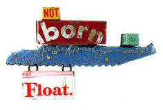Float, 2012, by Kat Cole