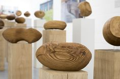 Gallery of Sculptures by Alison Crowther