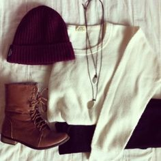 Maroon Ribbed Beanie Worn once, washed once. No trades or pp Forever 21 Accessories Hats