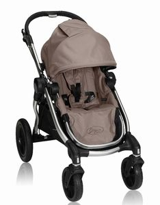 Baby Jogger City Select 2012 Stroller in the new Quartz color.