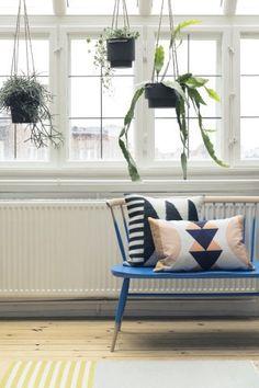 Ferm Living Shop — Plant Hanger (Low) http://www.cleverspaces.com