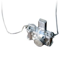 Kiel Mead, Camera Necklace