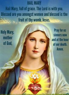 Lay a protective hand on us Mother In Heaven, I Love You Mother, Queen Of Heaven, Prayers To Mary, Bible Prayers, Catholic Prayers, Pictures Of Jesus Christ, Religious Pictures, Blessed Mother Mary