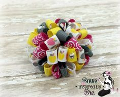 We're going to learn how to make this simple but CUTE mini loopy puff bow! Even better,  you have a chance to win this bow! See mor...