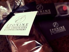 Milk chocolate honeycomb and chocolate creams - customer #chocolate haul from Simply Cheshire (Photograph by The Cheshire Magazine) (Eponine Patisserie & Chocolaterie)