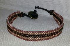 Geweven armband 12/0