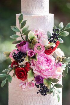 Pretty Boho Wedding Inspiration | KMH Photography | Paulina Clute Events | Bridal Musings Wedding Blog 6