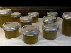 CANNING JALAPENO JELLY -- HOMEMADE