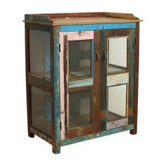 One World Interiors - Scrapwood - Coffee cabinet
