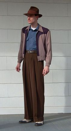 1950s men casual jacket - Google Search