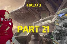 Game Buds Halo Master Chief Collection   HALO 3  Part 21