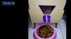 PetFeeder Arduino, Popcorn Maker, Kitchen Appliances, Pet Food, Diy Kitchen Appliances, Home Appliances, Kitchen Gadgets