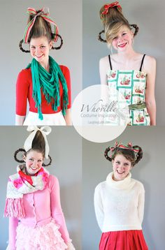 Whoville Costume Inspiration from How the Grinch Stole Christmas