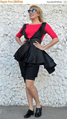 SALE 20% OFF Extravagant Black Satin Cotton Vest TC92 Funky https://www.etsy.com/listing/515885641/sale-20-off-extravagant-black-satin?utm_campaign=crowdfire&utm_content=crowdfire&utm_medium=social&utm_source=pinterest