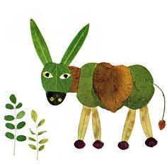 Nasbírejte venku s dětmi barevné listí, zapojte jejich fantasii a představivost. Zdroje: dreamkidland.cn | atelierpourenfants.blogspot.com | naturedetectives.org.uk Přečtěte si také:Zvířátka z kaštanů Suroviny: Kaštany, šípky, zrníčka kukuřice, kuličky z květů lípy, skořápky kaštanů, žaludy, jeřabiny, lísteček z lípy, párátka, špejle, tavná pistole Jednotlivé postupy: Ježek: Na …Koláž z listí, Sova z ruličky od toaletního papíru …