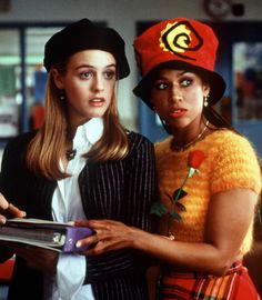 Cher & Dion in Clueless