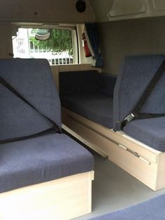 Family Explorer Campervan Interior