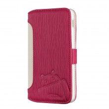Tasche für LG G Pro 2 Cruzerlite Bugdroid Circuit Intelligent Wallet Rosa weiß 19,99 €