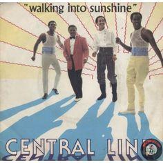ARTISTA: CENTRAL LINE LATO A: WALKING INTO SUNSHINE LATO B: THAT'S NO WAY TO TREAT MY LOVE