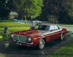 1975 Dodge Coronet Sedan