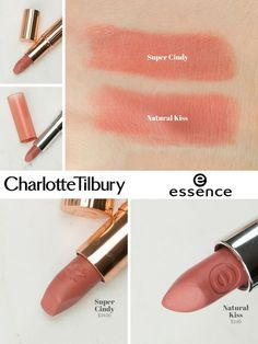 Today, I am sharing with you my best and most affordable Charlotte Tilbury Lipstick dupes. Nothing makes me happier than finding great drugstore dupes for luxury products. Charlotte Tilbury Pillow Talk, Charlotte Tilbury Dupe, Skincare Dupes, Beauty Dupes, Beauty Makeup, Beauty Products, Drugstore Beauty, Drugstore Foundation, Makeup Products