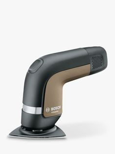 Buy Bosch YOUseries Electric Sander from our Power Tools range at John Lewis & Partners. Id Design, Form Design, Bosch Tools, Woodworking Power Tools, John Lewis Shops, Minimalist Design, Industrial Design, Shopping